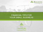 Financial Tips for Small Businesses (PDF)