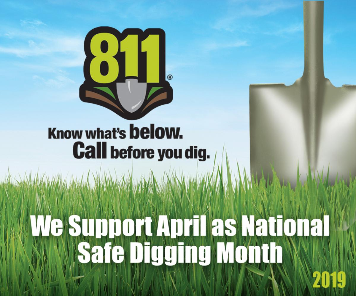 National Safe Digging Month-button-2019